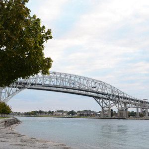 Sarnia City Bridge