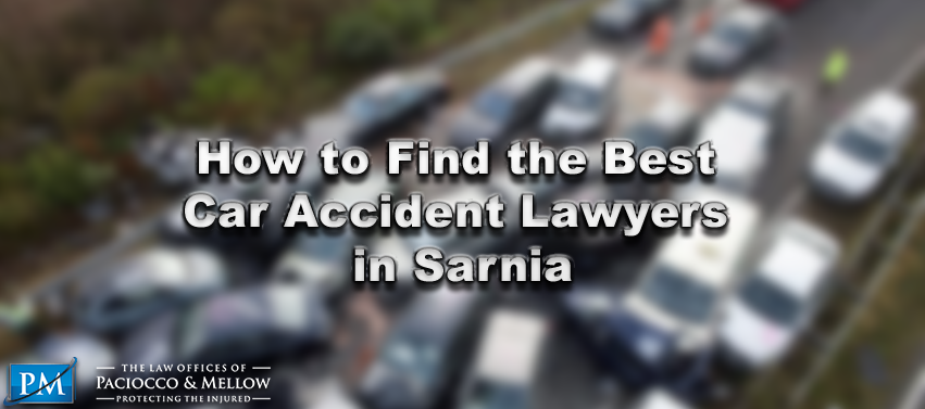 how to find the best car accident lawyers in sarnia paciocco and mellow. Black Bedroom Furniture Sets. Home Design Ideas